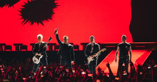 Thirty Years After 'The Joshua Tree', U2 Were A Band Reborn On Stage
