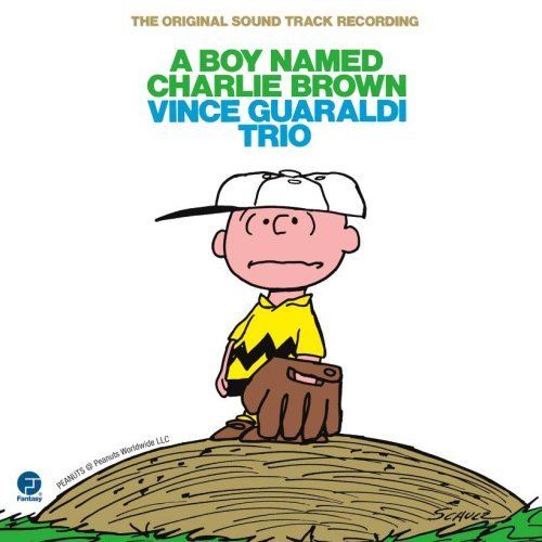 The Vince Guaraldi Trio's 'A Boy Named Charlie Brown' Coming Soon