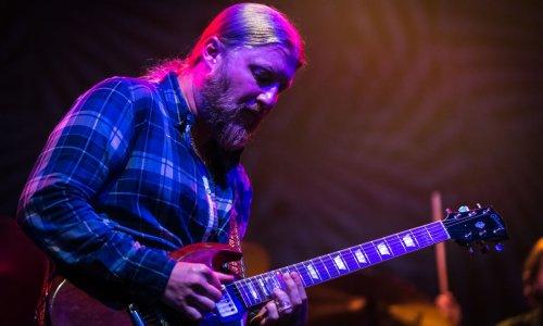 Tedeschi Trucks Band Goes No.1 On Billboard Blues Chart