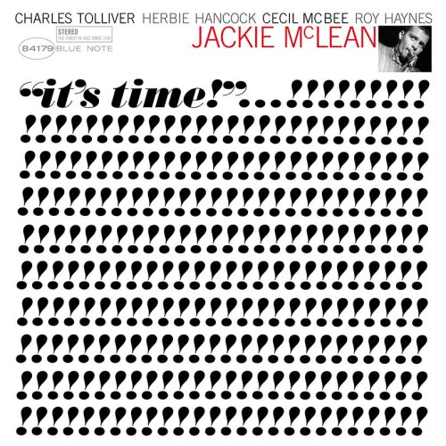'It's Time!': Jackie McLean's Return To Hard Bop | uDiscover