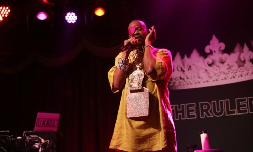 Slick Rick And George Clinton To Headline 'It's Time For Hip Hop In NYC'