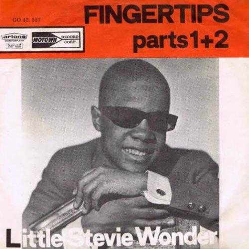 12-Year-Old Genius At Work: Stevie Wonder Debuts By His 'Fingertips'