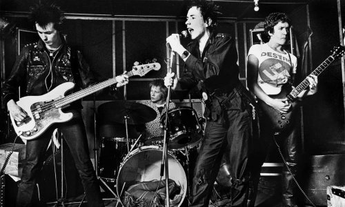 Sex Pistols 76-77 Set For Multi-Disc And Digital Release In September