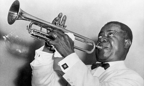 Louis Armstrong Documentary 'Black & Blues' Headed To Apple TV+