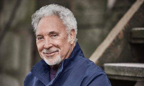 Tom Jones Performs 'Tiny Desk,' Featuring Songs From New Album