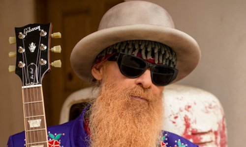 Watch Billy Gibbons In High Desert Honky-Tonk For 'My Lucky Card' Video