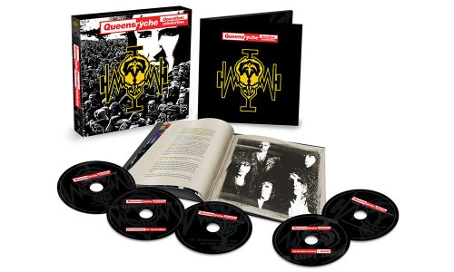 Box Set Editions Of Two Landmark Queensrÿche Albums Set For Release