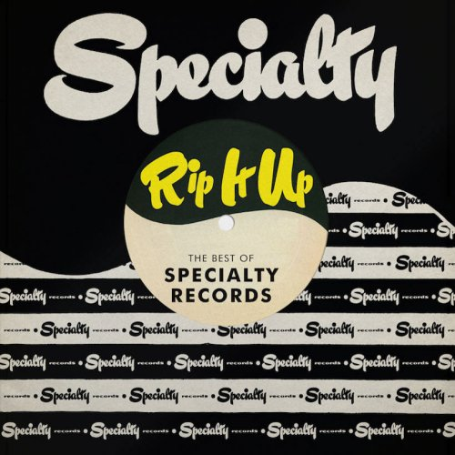 Craft Recordings Ready To 'Rip It Up' With Specialty Records Celebration