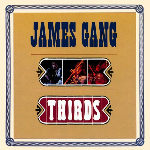 'Thirds': Another Tasty Serving From The James Gang | uDiscover