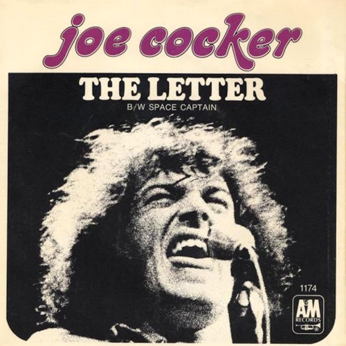 'The Letter': Joe Cocker Rewrites The Box Tops' Chart-Topper | uDiscover