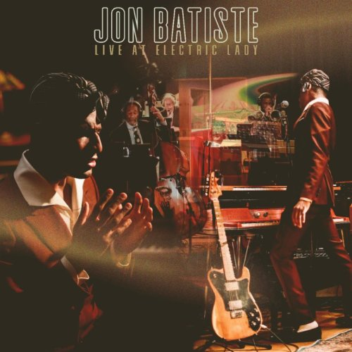 Jon Batiste Releases Jazz-Inspired 'Live At Electric Lady EP'