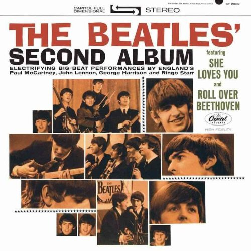 'The Beatles' Second Album': The US Takeover Continues | uDiscover