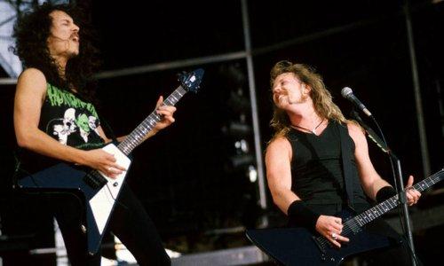 Metallica's Black Album Returns To Top 10 Of Billboard 200 Chart