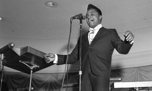 'Ed Sullivan Show' Audio Archive Celebrates Jackie Wilson's Soul Legacy