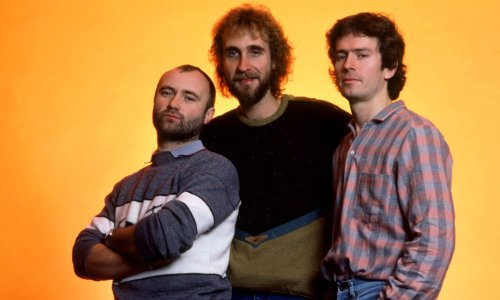 New Genesis Book Set To Document The Band's Post-Peter Gabriel Era