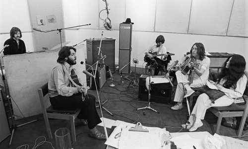 The Beatles' 'Let It Be' Returns To Billboard Charts After Reissue
