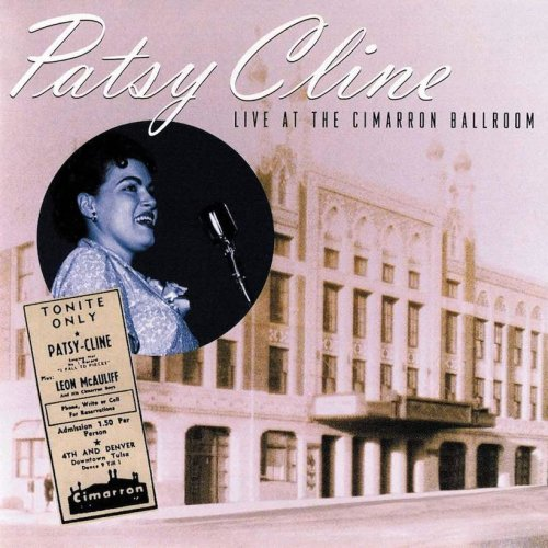 'Live At The Cimarron Ballroom': Patsy Cline Tells Fans She Nearly Died