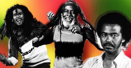 Best Reggae Singers: 20 Of Reggae's Greatest Voices   uDiscover