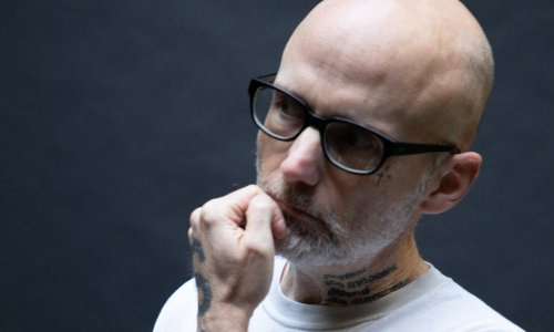 Moby Releases 'The Lonely Night,' From Forthcoming Album, 'Reprise'