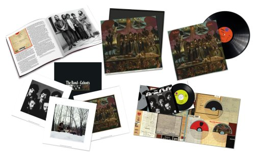 The Band's Cahoots Set To Celebrate 50 Years With Deluxe Editions