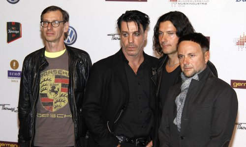 Rammstein Curate New Apple Music Playlist Ft. Nine Inch Nails And More