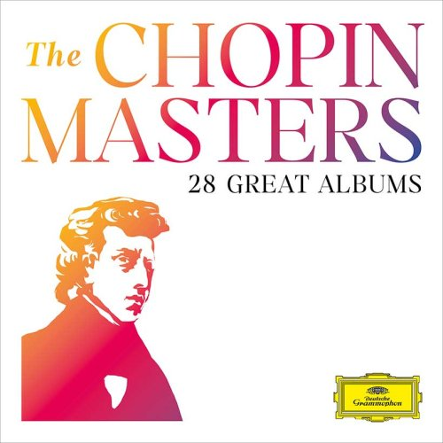 'The Chopin Masters': 28 CD Box Set Announced   uDiscover