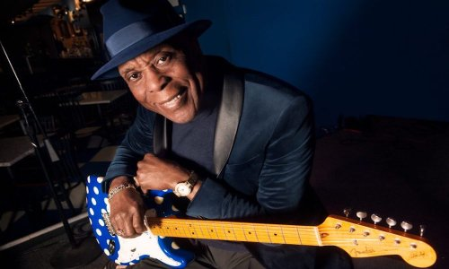 Buddy Guy Honored In 'The Blues Chase The Blues Away' Documentary