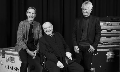 New Genesis Collection 'The Last Domino?' To Accompany Upcoming Tour