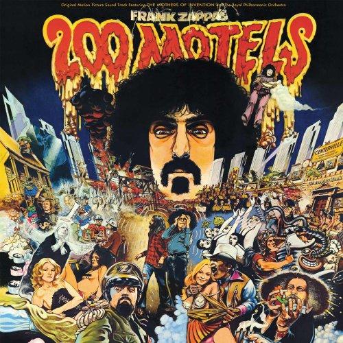 Frank Zappa's Surrealistic Doc '200 Motels' Celebrates 50 Years With Box Set