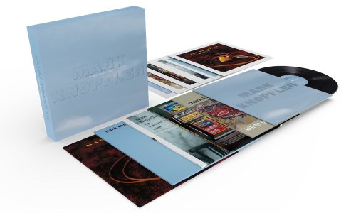 Mark Knopfler's 'The Studio Albums 1996-2007' Coming To Vinyl And CD