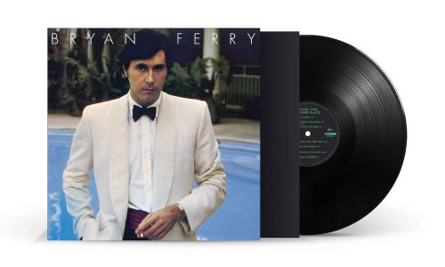 Bryan Ferry's First Six Solo Albums Set For Vinyl Reissue | uDiscover
