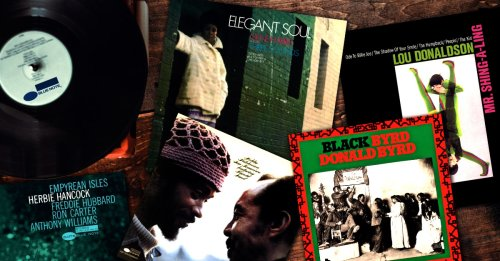 Best Blue Note Samples: 20 Jazz Tracks That Built Hip-Hop | uDiscover