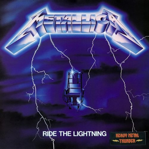 reDiscover Metallica's 'Ride The Lightning' | uDiscover