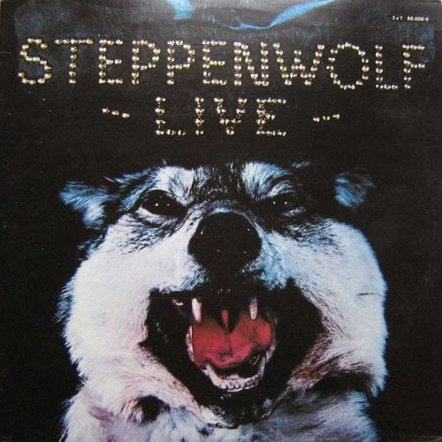 'Steppenwolf Live': Rock Heroes Take One More Top Ten Album Trip
