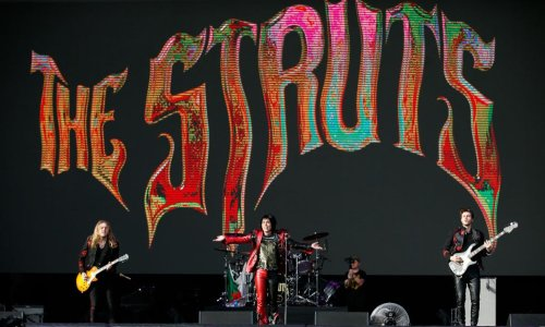 The Struts Announce Additional Dates For 'Strange Days Are Over' Tour