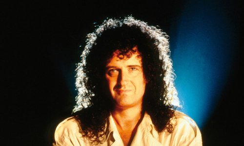 Watch The Video For Brian May's 'Too Much Love Will Kill You'