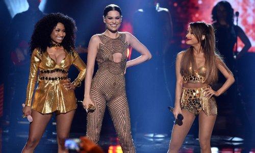 Bang Bang: Jessie J, Ariana Grande And Nicki Minaj – All Over You