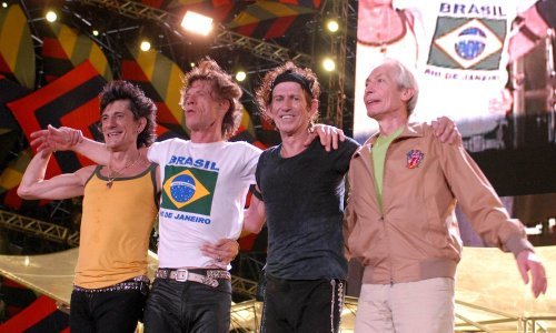 Rolling Stones' Historic Copacabana Show For Multi-Format Release