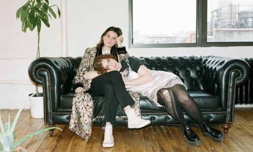 Listen To Overcoats New Track, Blame It On Me Ft. Lawrence Rothman