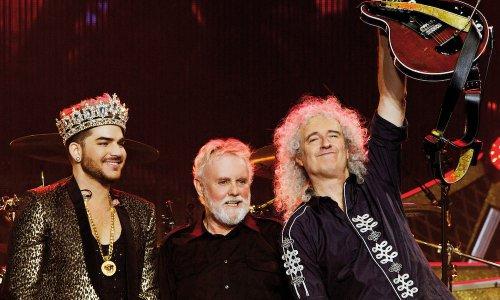 Queen + Adam Lambert: A Royal Celebration   uDiscover