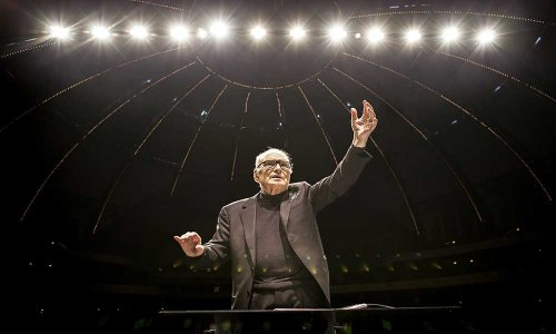 Legendary Composer Ennio Morricone Honoured With New Coin  
