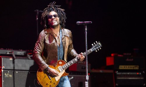 Photographic Volume To Document 'Lenny Kravitz: The Formative Years'