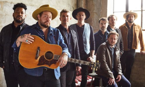 Nathaniel Rateliff & The Night Sweats Release New Track 'Love Don't'