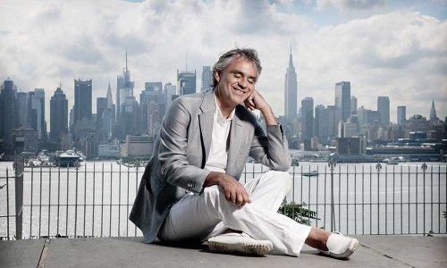 Andrea Bocelli Announces 'Concerto: One Night In Central Park' – 10th Anniversary Edition  