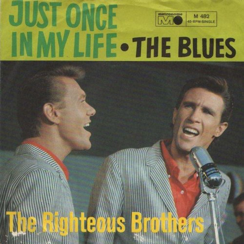 'Just Once In My Life': The Righteous Brothers Keep That Lovin' Feelin'
