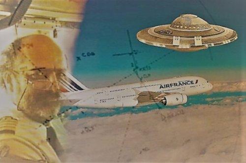 The Air France Flight AF3532 Near Miss UFO Encounter – A Case Study