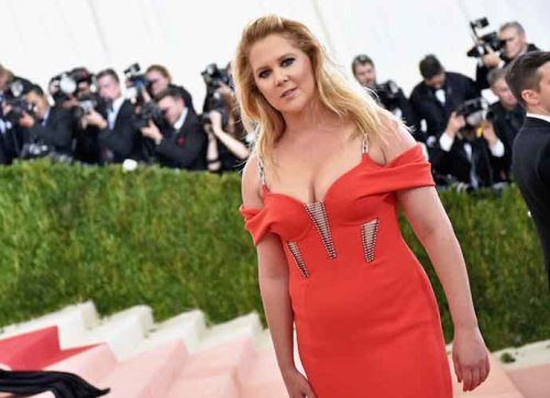 Amy Schumer Reveals That Her Uterus & Appendix Have Been Removed