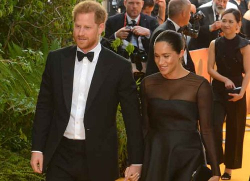 Prince Edward Says Drama Around Prince Harry & Meghan Markle Is 'Difficult For Everyone'