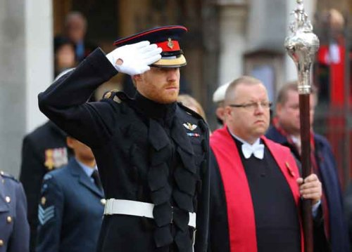 Prince Harry Pays Tribute To Late Grandfather Prince Philip