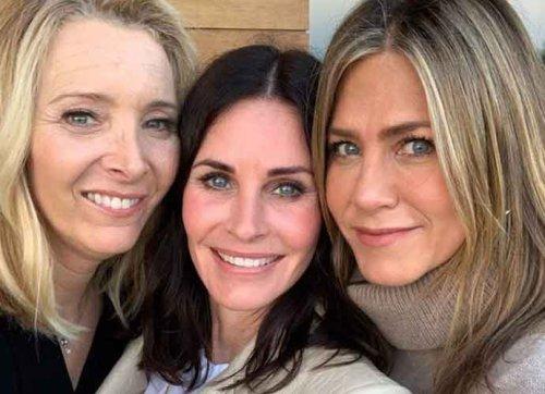 WATCH: 'Friends' Reunion Release First Trailer Teaser
